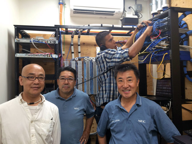 Japan Telecom providing high quality and solid networking cabling solutions
